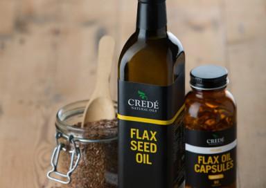 Flax oils
